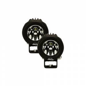 LX LED Driving Lights - Universal LX LED Lights - LX LED  - 2-1/2 Inch Pair of Enterprise 10 Watt Spot 1 LED 2001019
