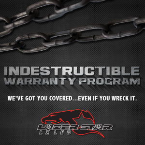 All Products - LX LED Lights - LX LED  - INDESTRUCTIBLE WARRANTY