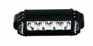 LX LED Lights - 3 Watt Atlantis® LED - LX LED  - 6 Inch Atlantis 3 Watt Spot 4 LED 130401