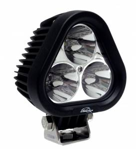 LX LED Driving Lights - Universal LX LED Lights - LX LED  - 4 Inch Enterprise 10 Watt Spot 3 LED 200301 Triad