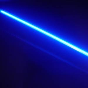 FlexLED & BilletLED - FlexLED - Lazer Star Billet Lights - Blue 40 Inch LS5240B FlexLED