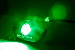 Pod Lights - iStar Pod Lights - iStar Pod - iStar Pod Single Green LED Light 570206