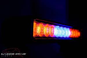 LX LED  - 14 Inch Atlantis 3 Watt 12 LED Racer Tail Light 1312024 - Image 4
