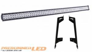 PreRunner - 50 Inch PreRunner Jeep Kit 3 Watt Double Row Combi 108 LED 55772350