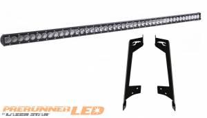 PreRunner - 50 Inch PreRunner Jeep Kit 3 Watt Single Row Combi 108 LED 55771350