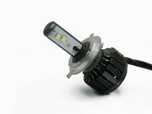 LX LED Lights - LX LED Headlight Capsules - LX LED  - LX LED 40 Watt H4 / 9003 Base High-Low Upgrade Capsule Single 5751440