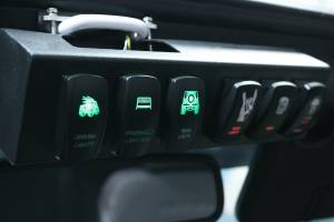 Jeep JK Wire Controller w/ 6-Switch Rocker Panel in Enclosed Housing Kit 555925 - Image 10