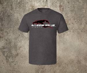 Lazer Star Lights Mens T-Shirt