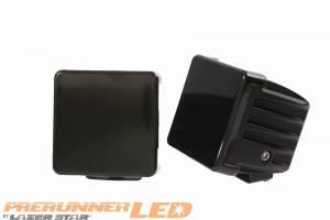 Dominator LED - Dominator Cube Cover Pair - Amber - Image 3