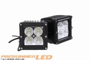 Dominator LED - Dominator Cube Cover Pair - Amber - Image 2
