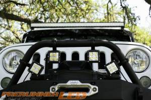 Dominator LED - Dominator Cube Cover Pair - Clear - Image 4