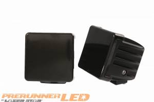 Dominator LED - Dominator Cube Cover Pair - Clear - Image 3