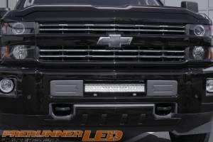 Dominator LED - Dominator Single Row Light Bar Cover - Short Segment - Amber - Image 5