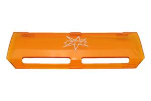 Covers - PreRunner LED Light Bar & Cube Covers - PreRunner - PreRunner Double Row Light Bar Cover - Long Segment - Amber