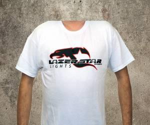 Lazer Star Lights Unisex T-Shirt