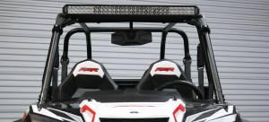 LX LED  - Polaris RZR Roof Bracket with 1-3/4 Inch Tube Clamp - Image 8