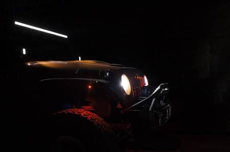 Applications - Jeep Lighting - iStar LED & More Accent Lighting