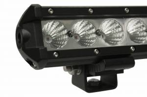 Dominator LED - 4 Inch Dominator 3 Watt Single Row Spot 3 LED 77130401 - Image 4