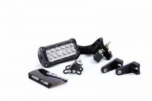 Dominator LED - 7 Inch Dominator 3 Watt Double Row Spot 12 LED 77230701 - Image 3