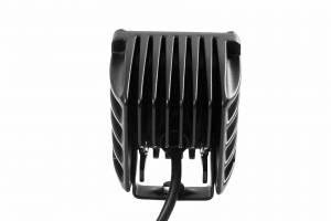 Dominator LED - 4 Inch Dominator 5 Watt Cube Spot 4 LED 77250401 - Image 3