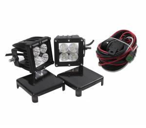 Dominator LED - 4 Inch Dominator 5 Watt Cube Flood 4 LED 77250402 - Image 2