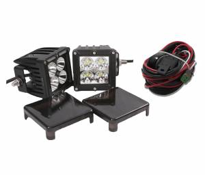 Dominator LED - 4 Inch Dominator 5 Watt Cube Jeep Kit Spot 4 LED 55772504 - Image 3