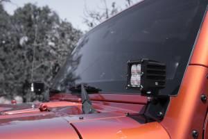 Dominator LED - 4 Inch Dominator 5 Watt Cube Jeep Kit Spot 4 LED 55772504 - Image 8