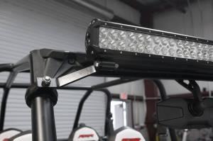 LX LED  - Polaris RZR Roof Bracket with 1-3/4 Inch Tube Clamp - Image 5