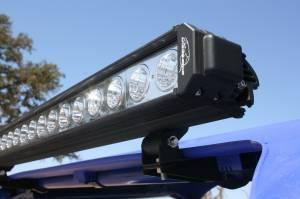 LX LED  - Yamaha YXZ Roof Bracket with 1-1/2 Inch Tube Clamps - Image 3