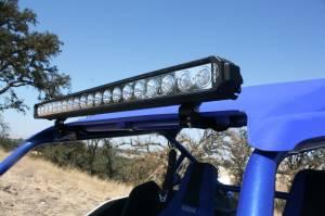 LX LED  - Yamaha YXZ Roof Bracket with 1-1/2 Inch Tube Clamps - Image 4