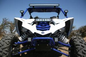 """LX LED  - 3-Watt 2x2 A-Pillar Light UTV Kit with 1.50"""" Clamps - Wire Kit Included - Image 9"""