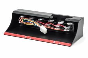 Jeep JK Wire Controller w/ 6-Switch Rocker Panel in Enclosed Housing Kit 555925 - Image 5