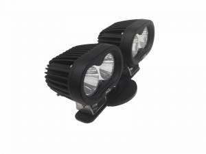 """Lazer Star Billet Lights - 11.25"""" ATV Handlebar Multi-Light Adapter LSM305 - Image 2"""