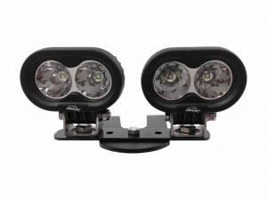 """Lazer Star Billet Lights - 11.25"""" ATV Handlebar Multi-Light Adapter LSM305 - Image 3"""