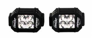 LX LED Lights - 3 Watt Endeavour® LED - LX LED  - Pair 4 Inch Endeavour 3 Watt Spot 4 LED 2304019