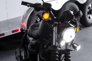 Lazer Star Billet Lights - WarmLED Shorty Driving Light - Spot Beam Black Finish LSK420201 - Image 7