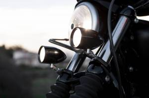 Lazer Star Billet Lights - WarmLED Shorty Driving Light - Flood Beam Black Finish LSK420202 - Image 9