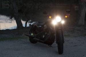 Lazer Star Billet Lights - WarmLED Shorty Driving Light - Spot Beam Chrome Finish LSK480201 - Image 10