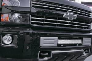Chevy 2500 HD Lower Bumper Bracket 576301 - Image 6