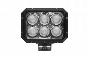 LX LED Lights - NEW! LXh 20-30 Watt Utility LED - LX LED  - 20 Watt 2x3 20° Narrow Flood LXh LED