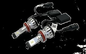 LX LED  - LX LED 30 Watt H11 Base Upgrade Capsule Pair 5771130 - Image 1
