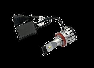 LX LED  - LX LED 30 Watt H11 Base Upgrade Capsule Pair 5771130 - Image 2