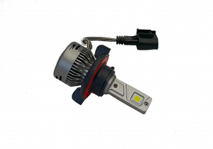 LX LED  - LX LED 40 Watt H13 Base High-Low Upgrade Capsule Pair 5771340 - Image 2