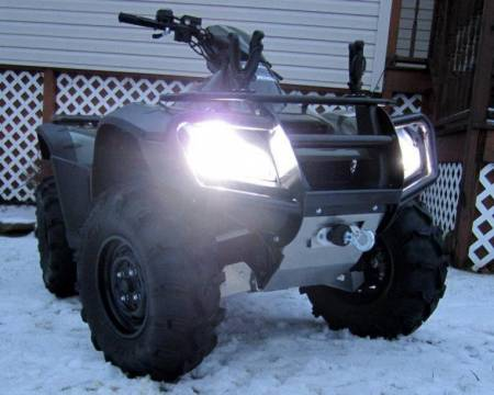 Applications - ATV Lighting - Dominator HID