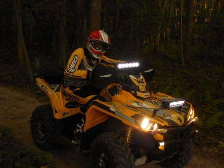 Applications - ATV Lighting - LX LED Lights