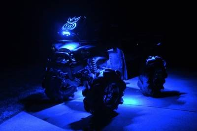 Applications - ATV Lighting - LED Accent Lighting