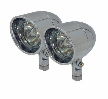 Brands - Vizor Lights - Halogen Driving & Signal Lights