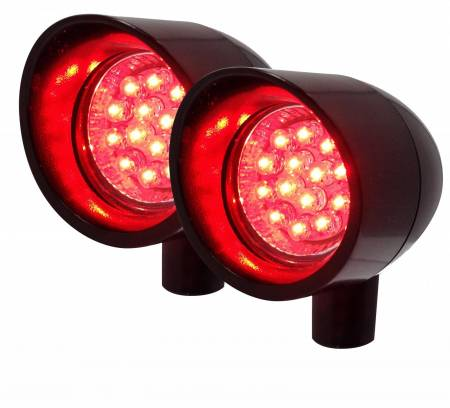 Featured - LED Signal Lights - Vizor Signal Lights